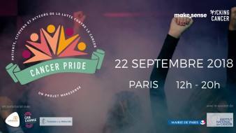 Cancer Pride Banière